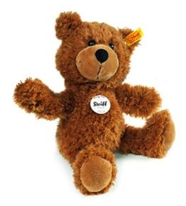 Steiff 12914 - Charly Schlenker Teddybär braun - 1