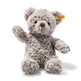 Steiff Soft Cuddly Friends Honey Teddybär Kuscheltier, hellgrau - 1